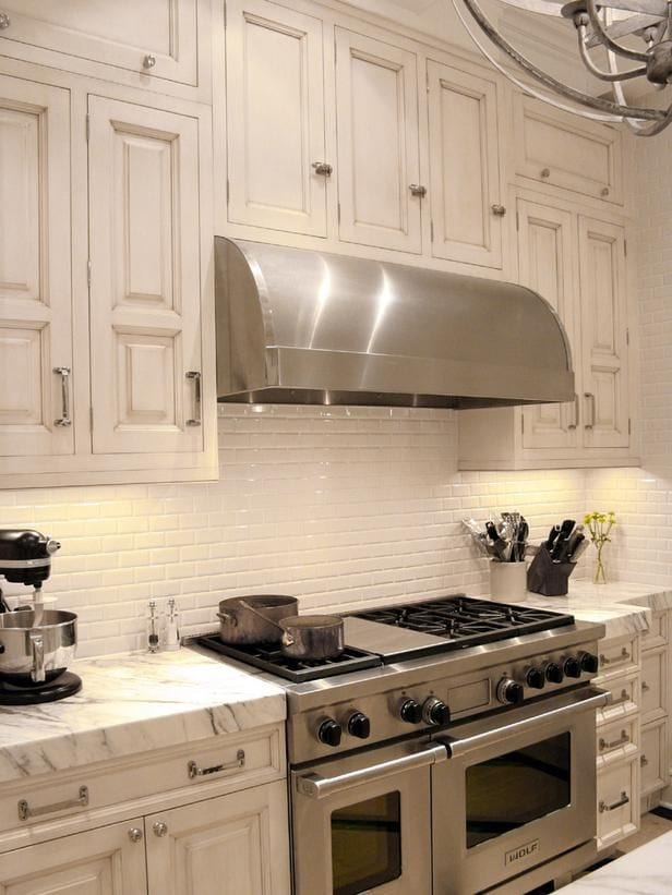 kitchen cabinet painters - Distressed Kitchen Cabinets