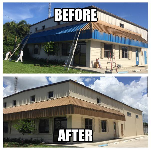 Fort Pierce Commercial Painting Contractor