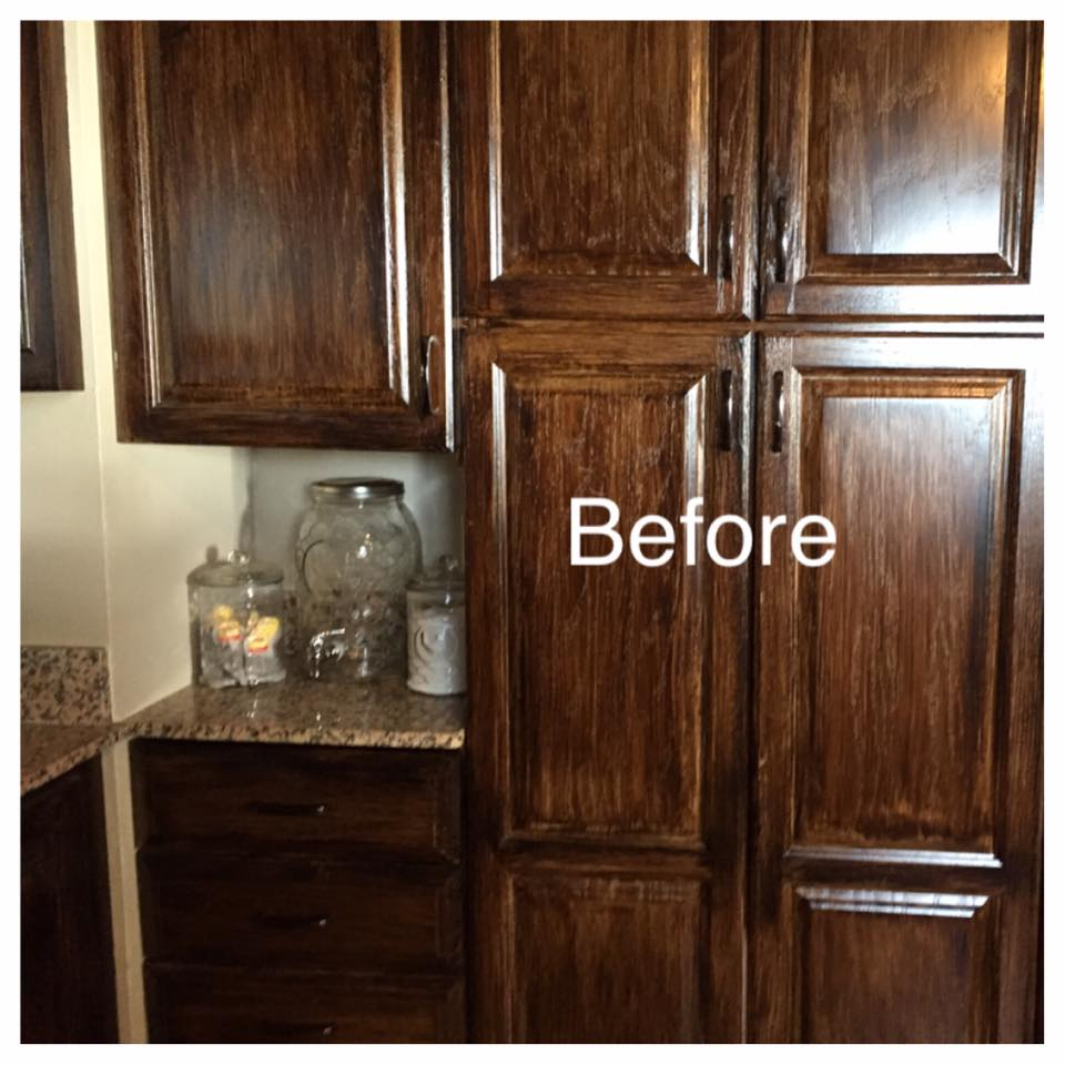 11 Lovely Restoring Kitchen Cabinets: Why Shouldn't You Hire A Handyman To Paint Your Kitchen
