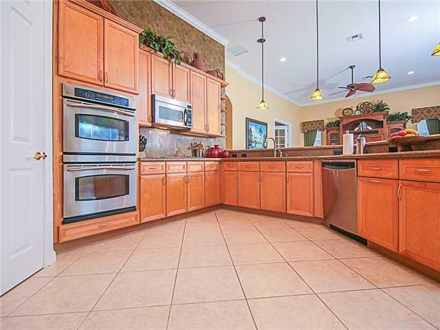 Kitchen 2 - Regan Residence Palm City Florida