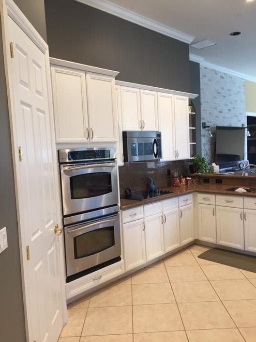 kitchen finished 529x705 - Regan Residence Palm City Florida