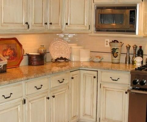IMG 0097 480x400 - Distressed Kitchen Cabinets
