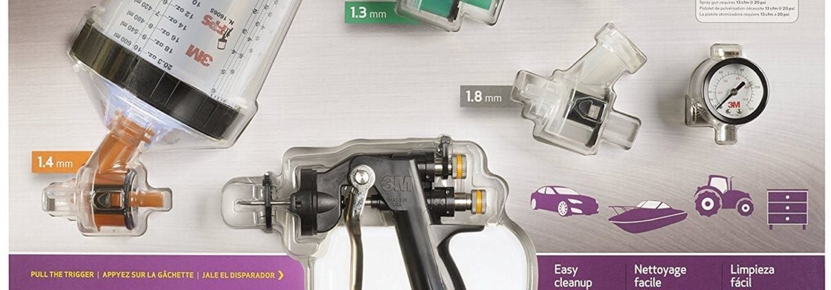 3m accuspray 1210x423 - Our Review On The 3M Accuspray Paint Gun System