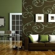 Elegant green living room ideas interior design Interior Design Photos chic lime green living room wall painted added 180x180 - 5 Ways You Should Show Some Love To Your Garage