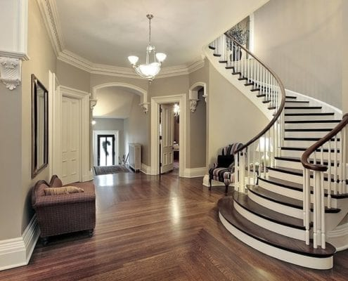 The Best Paint Colors for Wood Floors