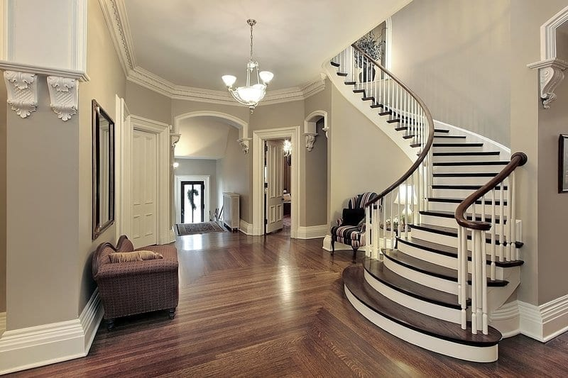 The Best Paint Colors For Wood Floors Jaworski Painting