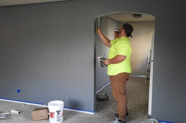 painter 2247395 640 640x423 - 5 Home Improvements You'll Appreciate for Years to Come