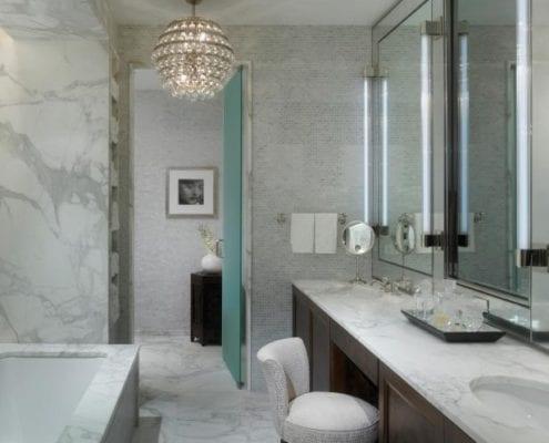bathroom 495x400 - Distressed Kitchen Cabinets
